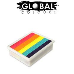 Global Colours Leanne's Lollipop 10g recharge fun stroke palette