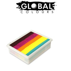 Global Colours Leanne's Summer Crush 10g recharge fun stroke palette