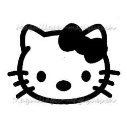 Helo Kitty tatouage temporaire anniversaire enfant