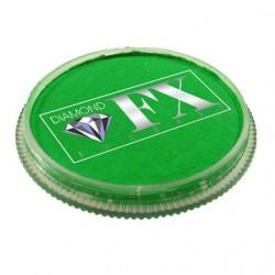 Diamond FX vert fluo maquillage à l'eau couleur UV Neon Fluorescente