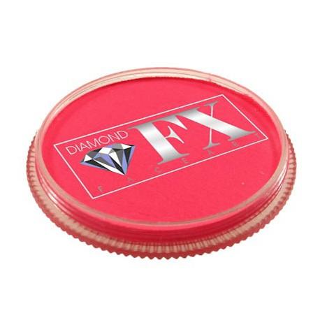 Diamond FX rose fluo maquillage à l'eau couleur UV Neon Fluorescente
