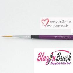 Pinceau Script Liner 1 Marcela Bustamante Blazin Brush