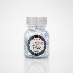 Gel paillette maquillage Or LUCKY STAR Pixie Paint Amerikan Body Art