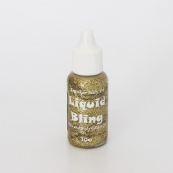 Amerikan Body Art Liquid Bling Gel Paillette OR visage corps