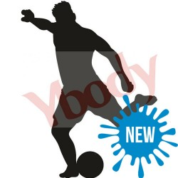 Joueur de foot 48803