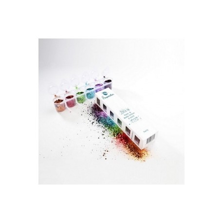 Chunky Paillettes Mix 6 pack