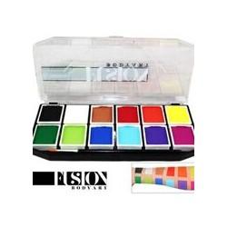 Sampler palette FUSION