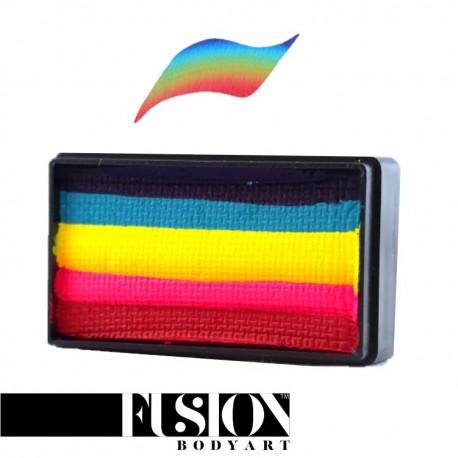 Split cake 30g Leanne's Rainbow FX Neon FUSION