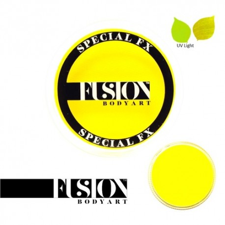 FX UV Neon Yellow FUSION 32g