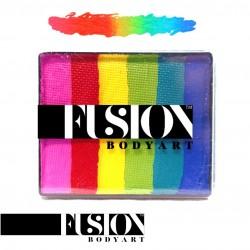 Bright Rainbow 50g - FX Rainbow Cake 50g - FUSION