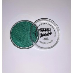 Maquillage à eau Global Colours PEARL GREEN 32g couleur nacrée