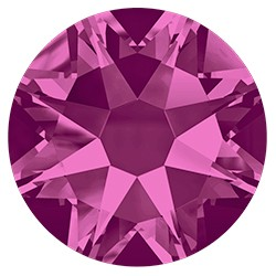 Strass Swarovski Elements Fuchsia