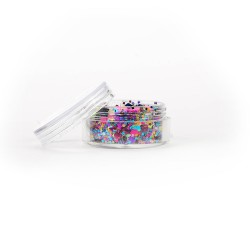 Waste Chunky Mix Paillettes
