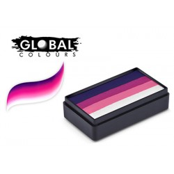 Unicorn Kiss - One Stroke boîte magnétique 25g Global Colours