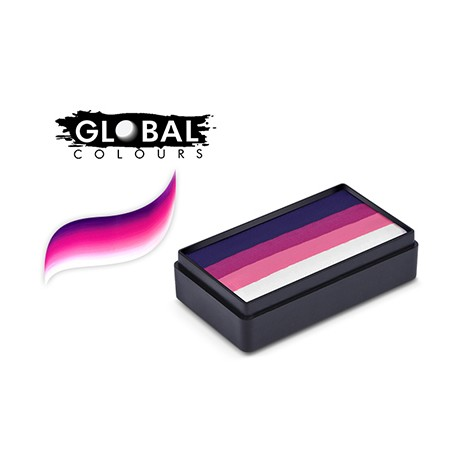 Unicorn Kiss - One Stroke boîte magnétique 25g Global Colours