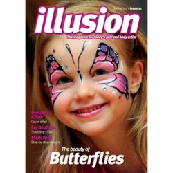 Livre Illusion Butterflies