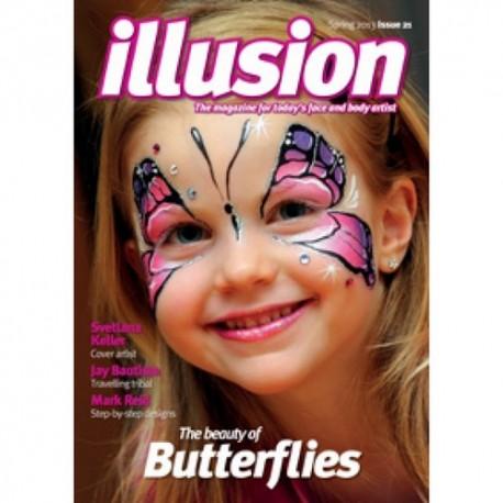 Livre Illusion Butterflies