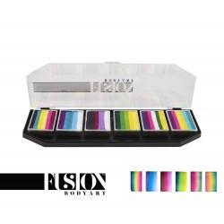 Leanne's Pretty Rainbow Palette - Fusion