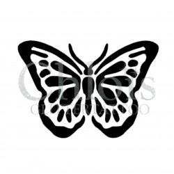 Papillon Bold n°2012 pochoir pour tatouage temporaire
