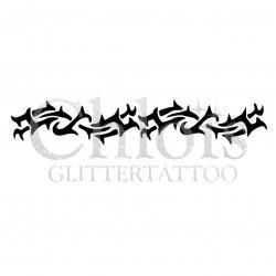 Pochoir n°6008 pour tatouage éphémère