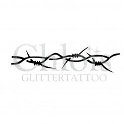 Bracelet n°6031 tatouage temporaire