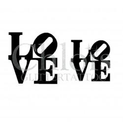 Love n°7002 tatouage temporaire