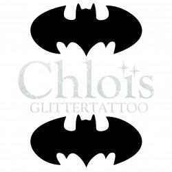 Batman n°8401 pochoir pour tatouage