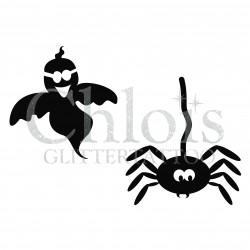 Pochoir n°8409 pour Halloween