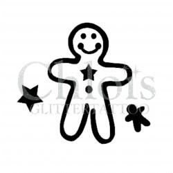 Pochoir n°8800 biscuit de Noël