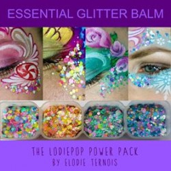 Essential Glitter Balm - LodiePop Collection