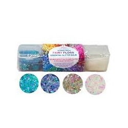 Essential Glitter Balm - Fairy Floss
