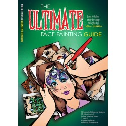 Ultimate face painting guide Milena Potekhina