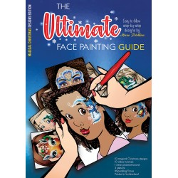 Ultimate face painting guide Milena Christmas