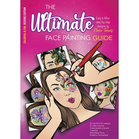 Ultimate face painting guide Elodi Cut and Easy