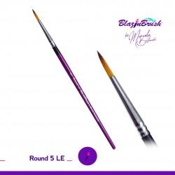 Pinceau pointe ronde 5 round Marcela Bustamante Blazin Brush