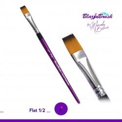 Pinceau Plat 1/2 Marcela Bustamante Blazin Brush