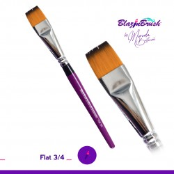 Pinceau Plat 3/4 Marcela Bustamante Blazin Brush