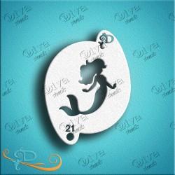 Diva Mermaid 4  Diva designs maquillages magiques 00015