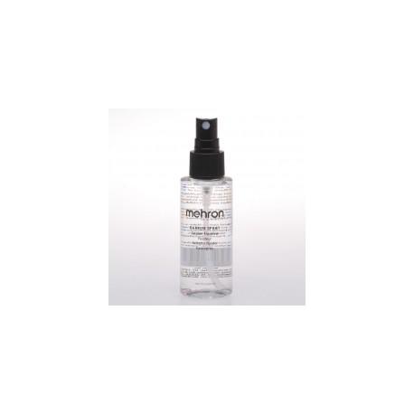 Barrier Spray fixatif pour le maquillage de Mehron