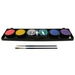 Palette 6 couleurs Metallic de Diamond FX