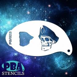 Pochoir PBA n°103 - Pirate