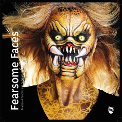 livre maquillage Halloween FearSome Face