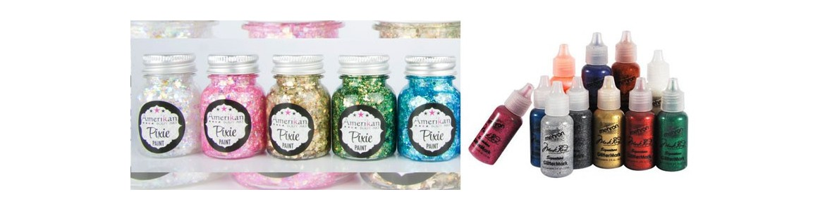 Paillettes Gel Maquillage