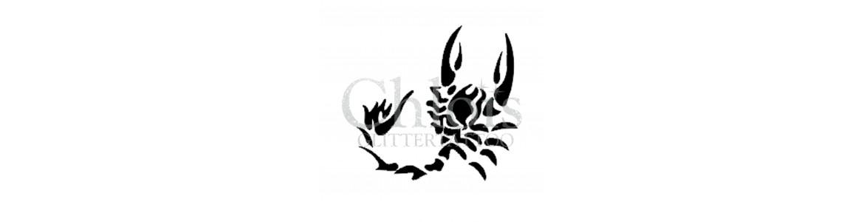 Scorpions - Lézards - Réptiles - Araignées