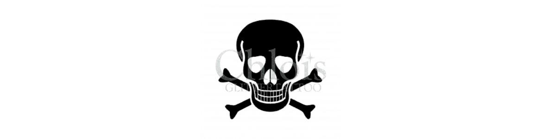 Pirates - Têtes de Mort