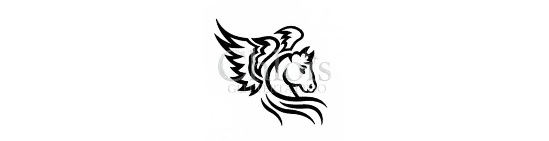 Licornes - Chevaux - Poneys